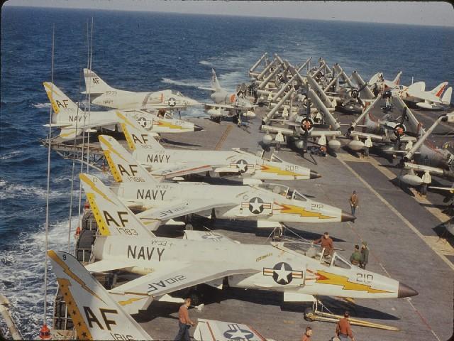 AD4N F11 F4 A4 Intrepid | Robert E. Lynn