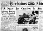 Barbados Advocate November 18, 1958
